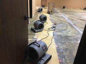 Water Damage Restoration Company Gilbert AZ