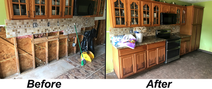Water Damage Services Paradise Valley AZ